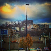 Photo taken at Mt. Adams Pavilion by Fletcher S. on 11/24/2014