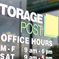 Photo taken at Storage Post Self Storage by Storage Post Self Storage on 10/25/2015