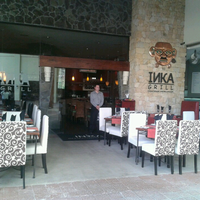 Photo taken at Inka Grill by Manuel R. on 5/10/2013
