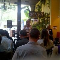Photo taken at Coupa Café by JayChan on 9/25/2012