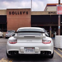 Photo taken at Solley's Restaurant & Deli by JayChan on 5/20/2015