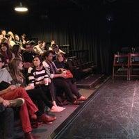 Photo taken at Upright Citizens Brigade Theatre by 👑 Wojtek Z. on 2/28/2013