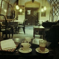 Photo taken at Cafe Magia by 👑 Wojtek Z. on 11/21/2012