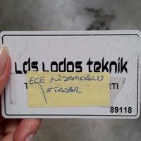 Photo taken at Yeni LDS Lodos Teknik by Ece N. on 7/1/2014