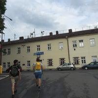 Photo taken at Železniční stanice Svitavy by J☀️ on 6/4/2016