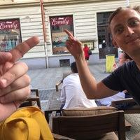 """Photo taken at Jiné Café """"stará kavárna"""" / bistro by J☀️ on 7/24/2016"""