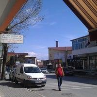 Photo taken at Gülsuyu Deniz Gezmiş Meydanı by OlcaySemah A. on 4/4/2013