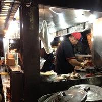 Photo taken at Tacos San Cayetano by Felipe R. on 10/13/2012