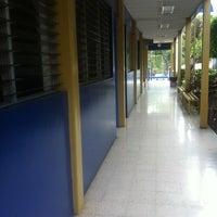 Photo taken at Universidad Iberoamericana de Ciencia y Tecnologia (UNICIT) by Jarod L. on 6/1/2013