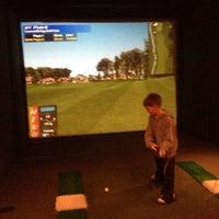 Photo taken at Bunker Hill Golf Course by Matt W. on 11/4/2012
