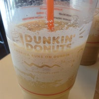 Photo taken at Dunkin' Donuts by Djuana B. on 6/3/2016