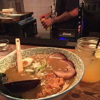 Photo taken at Koku Kitchen Ramen by Melinda on 9/1/2016