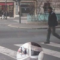 Photo taken at Rue de Varenne by Rachel on 12/31/2013