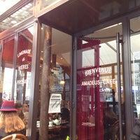 Photo prise au Amadeus Café par Rachel le2/1/2014