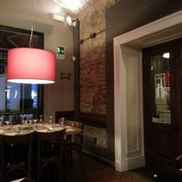 Photo taken at Taverna Rossini by Al M. on 9/14/2012