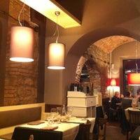 Photo taken at Taverna Rossini by Al M. on 10/15/2012