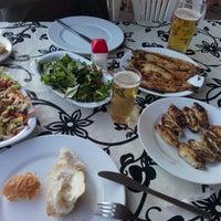 Photo taken at Çağlarca Alabalık Restaurant by merve s. on 12/27/2015