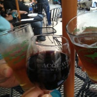 Photo taken at Acquaviva Winery by Gina T. on 7/11/2013