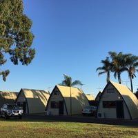 Photo taken at Discovery Holiday Parks - Bunbury Village by Lawky on 5/7/2017