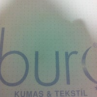 Photo taken at Burç Kumaş by Büşra K. on 7/29/2013