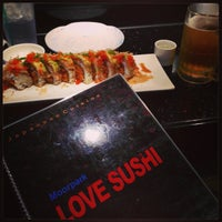 Photo taken at Love Sushi by Heather O. on 12/21/2014