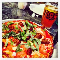 Photo taken at Ojai Pizza by Heather O. on 6/3/2014