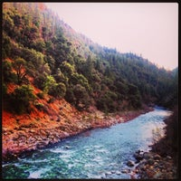Photo taken at American River by Heather O. on 2/19/2014