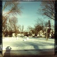 Photo taken at Goose Egg Park by Allen on 1/2/2014