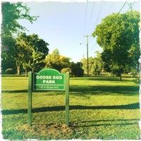 Photo taken at Goose Egg Park by Allen on 10/1/2013