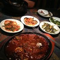 Photo taken at Hon Korean Restaurant by Daniel W. on 9/15/2013