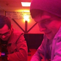 Photo taken at Olde Queens Tavern by Tyler R. on 12/7/2012