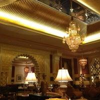 Photo taken at Waldorf Astoria Jeddah - Qasr Al Sharq by Abdulhameed A. on 4/9/2013