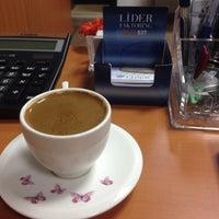 Photo taken at Lider Faktoring  A.Ş -Adana Şubesi by SonGüL A. on 12/11/2015