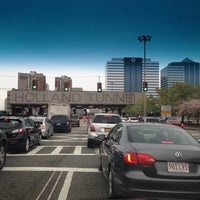Photo taken at Holland Tunnel by Ramzan H. on 4/28/2013