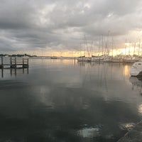 Photo taken at Grove Harbour Marina by Frank d. on 11/26/2016