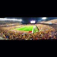 Photo taken at TCF Bank Stadium by Emma M. on 8/30/2013