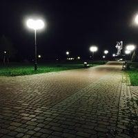 Снимок сделан в Парк імені Тараса Шевченка пользователем Ваня Г. 5/4/2015