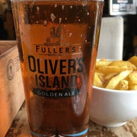 Photo taken at Fuller's Ale & Pie House by Brent E. on 4/21/2017