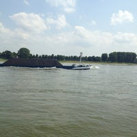 Photo taken at Rheinufer Köln/Südkai by Siggi W. on 7/9/2013