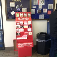 Photo taken at US Post Office by Daryl T. on 3/14/2013