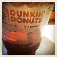 Photo taken at Dunkin' Donuts by Dustin S. on 6/9/2016