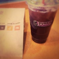 Photo taken at Dunkin' Donuts by Dustin S. on 4/23/2016