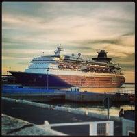 Foto tomada en Puerto de Málaga por Carlos S. el 11/20/2013