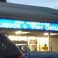 Photo taken at NH Liquor Store 38 by Casey B. on 11/2/2012