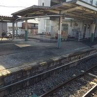Photo taken at Tatsuno Station by ahonen1997 on 10/11/2014