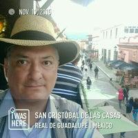 Photo taken at El punto pizzeria, San Cristobal de las Casas. by ALFREDO L. on 11/19/2015
