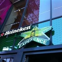 4/6/2013 tarihinde Amanda T.ziyaretçi tarafından Heineken Experience'de çekilen fotoğraf