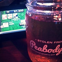 Photo taken at Peabody's Sports Bar & Grill by Monty J. on 9/21/2014