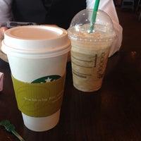 Photo taken at Starbucks by Mando H. on 5/31/2014