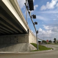 Photo taken at Under The Turnpike by José G. on 6/18/2014